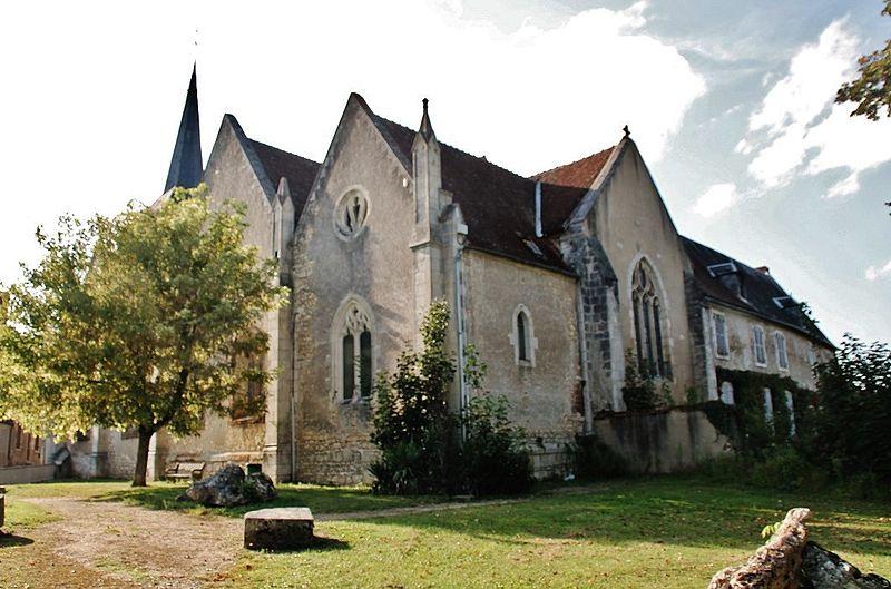 Photo du Monument Historique Eglise Saint-Loup situé à Herry