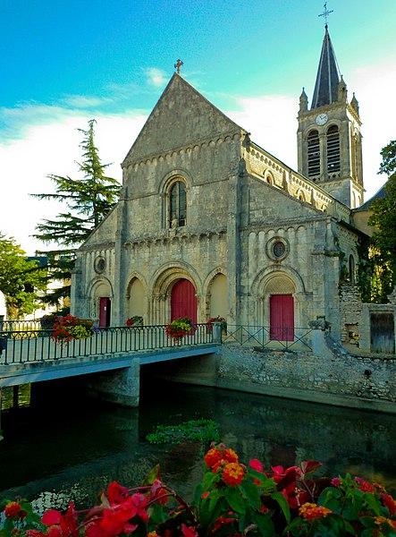 Photo du Monument Historique Eglise Notre-Dame situé à Lignières