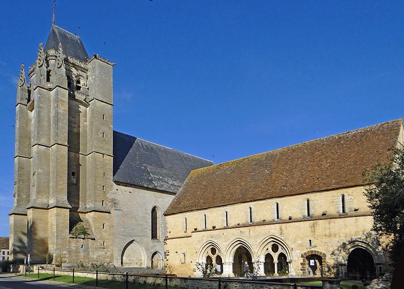 Photo du Monument Historique Ancienne abbaye Saint-Martin situé à Massay