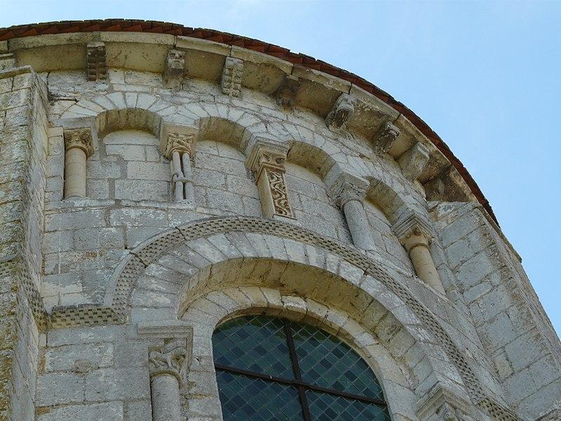 Photo du Monument Historique Abbaye Saint-Martin de Plaimpied situé à Plaimpied-Givaudins
