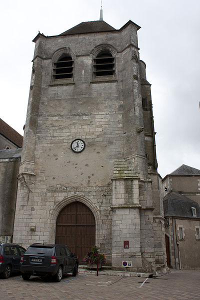 Photo du Monument Historique Beffroi situé à Sancerre
