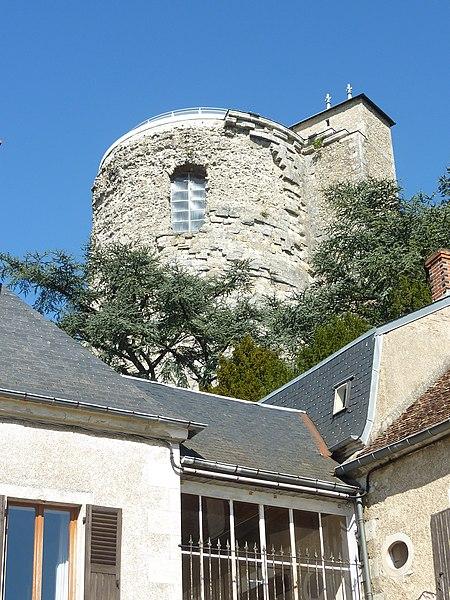 Photo du Monument Historique Tour des Fiefs situé à Sancerre