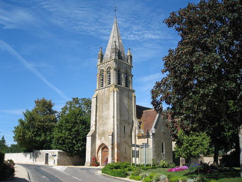 Photo du Monument Historique Eglise Notre-Dame situé à Subdray (Le)