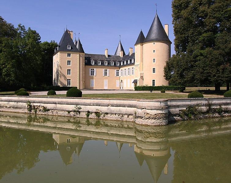 Photo du Monument Historique Château de la Forêt situé à Thaumiers