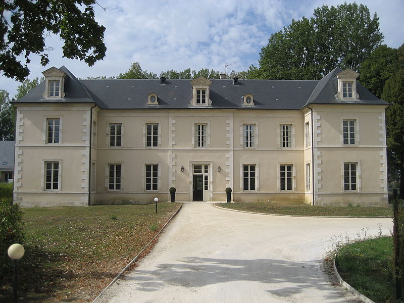 Photo du Monument Historique Ancien château de Lazenay situé à Bourges