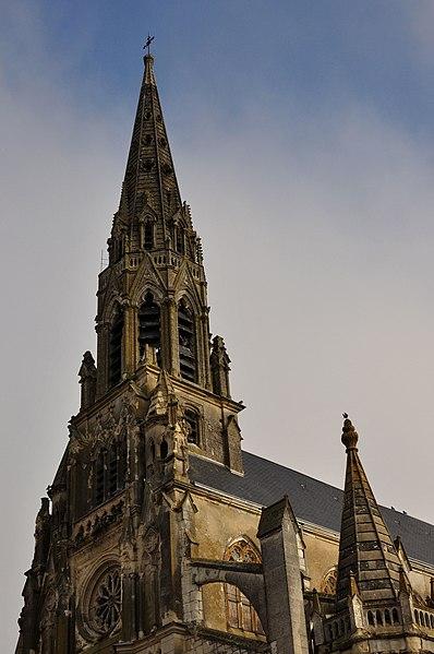 Photo du Monument Historique Eglise Notre-Dame situé à Graçay