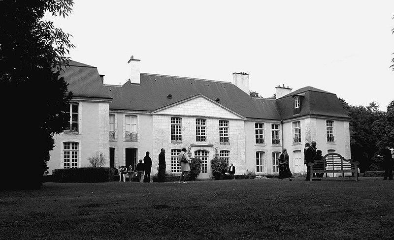 Photo du Monument Historique Château de Blosset situé à Vignoux-sur-Barangeon