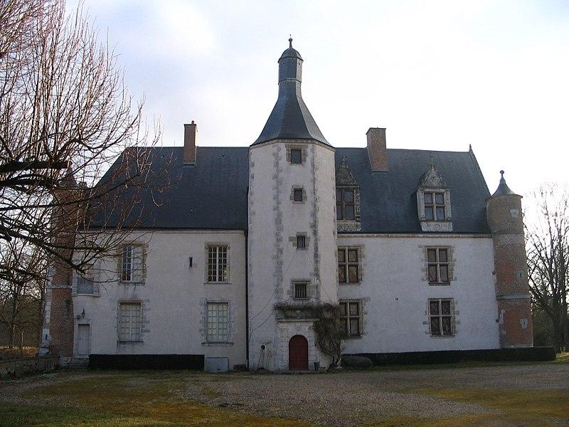 Photo du Monument Historique Château de Saragosse situé à Limeux