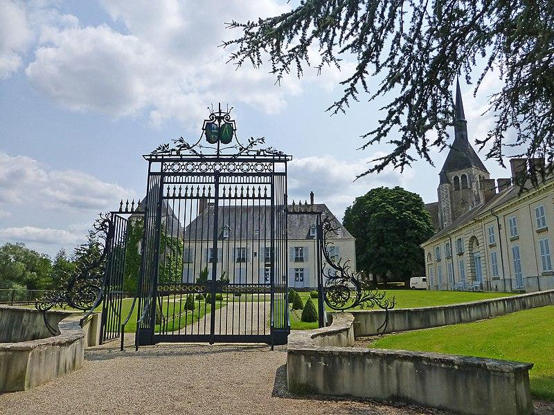 Photo du Monument Historique Château situé à Argent-sur-Sauldre