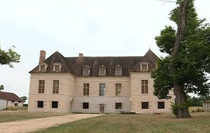 Photo du Monument Historique Château dénommé Châteaufer situé à Bruère-Allichamps