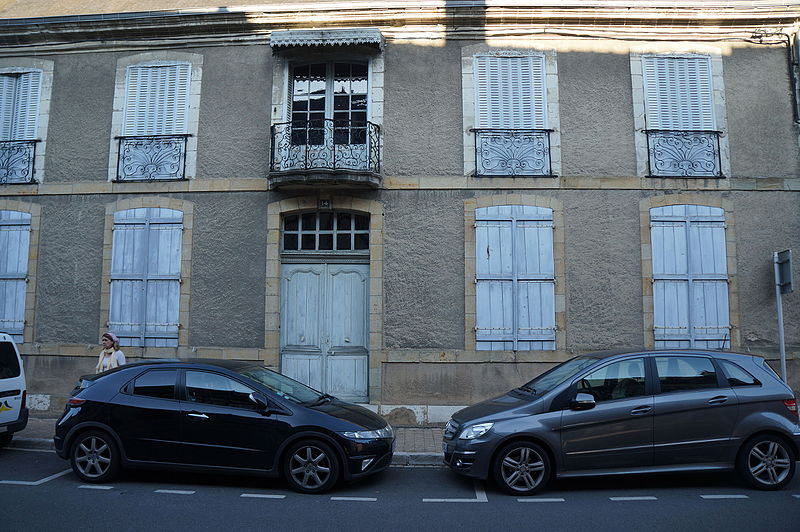 Photo du Monument Historique Hôtel situé à Aubigny-sur-Nère