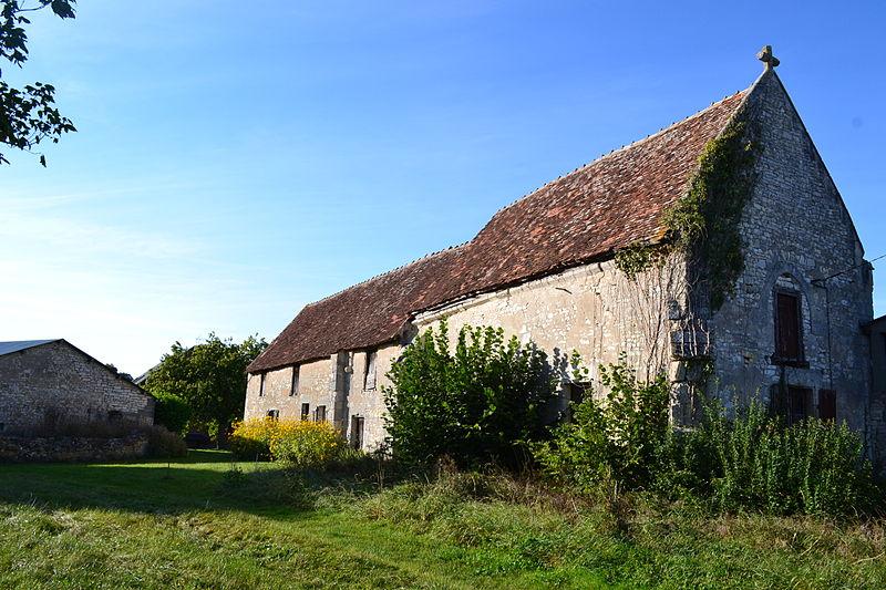 Photo du Monument Historique Chapelle Notre-Dame de Sérigny situé à Civray