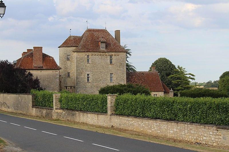 Photo du Monument Historique Château du Bussy situé à Bussy