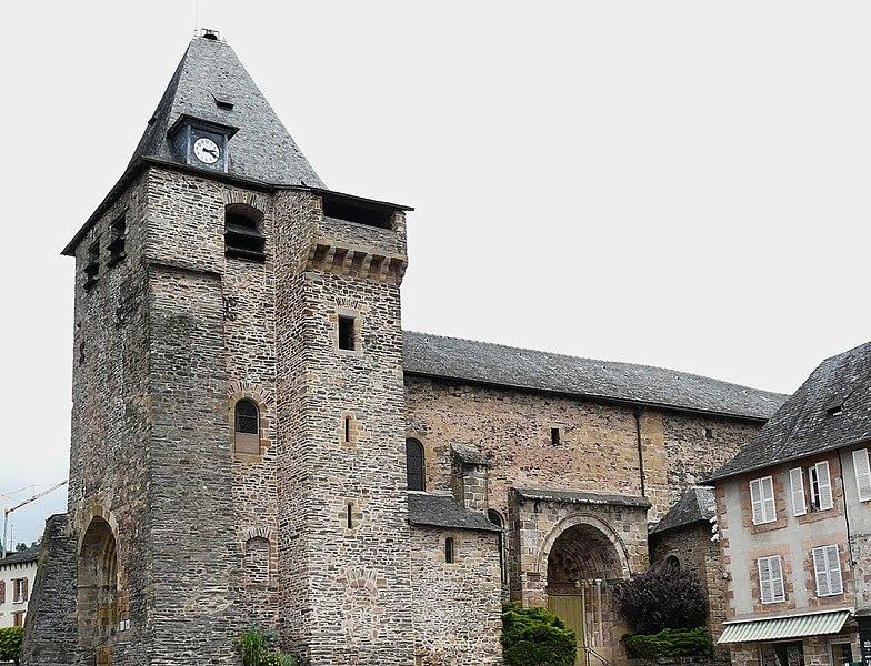 Photo du Monument Historique Eglise de la Décollation de Saint-Jean-Baptiste situé à Allassac