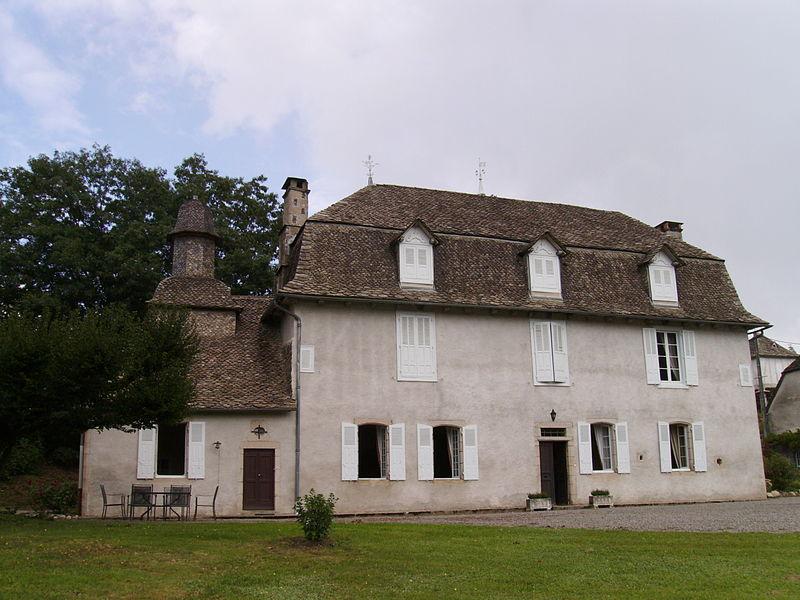 Photo du Monument Historique Château du Bac situé à Argentat