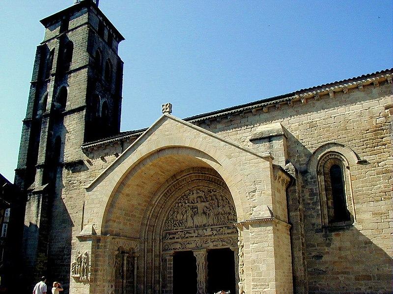 Photo du Monument Historique Ancienne abbaye situé à Beaulieu-sur-Dordogne