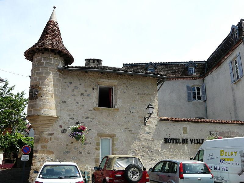 Photo du Monument Historique Mairie situé à Beaulieu-sur-Dordogne