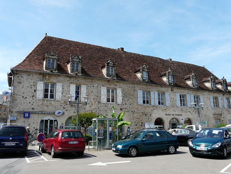 Photo du Monument Historique Immeuble du Bessol situé à Beaulieu-sur-Dordogne