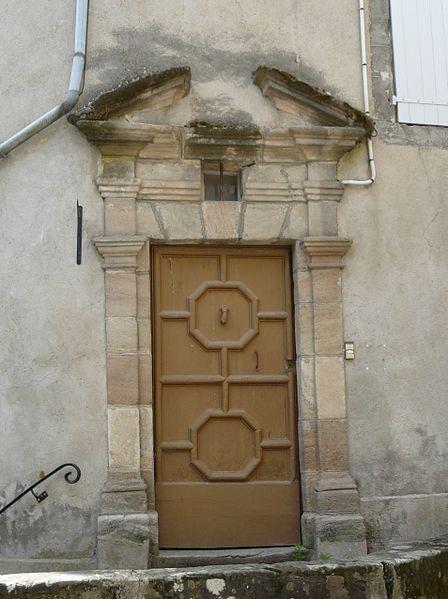 Photo du Monument Historique Maison Plazanet situé à Beaulieu-sur-Dordogne