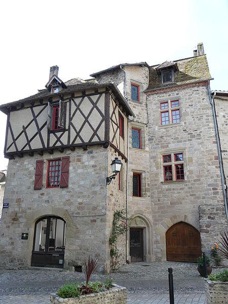 Photo du Monument Historique Maison du 15e siècle situé à Beaulieu-sur-Dordogne