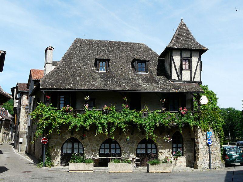 Photo du Monument Historique Vieille maison situé à Beaulieu-sur-Dordogne