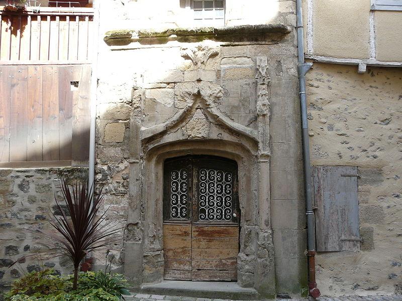 Photo du Monument Historique Maison Bosselut situé à Beaulieu-sur-Dordogne