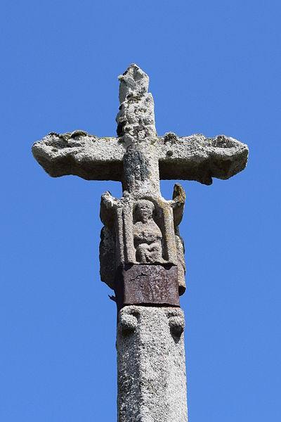 Photo du Monument Historique Croix situé à Beaumont