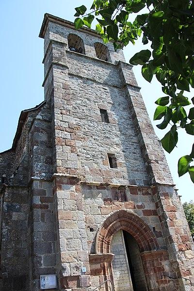Photo du Monument Historique Eglise Saint-Eutrope situé à Beyssac