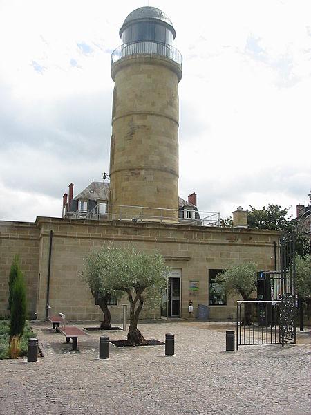 Photo du Monument Historique Ancien château d'eau situé à Brive-la-Gaillarde