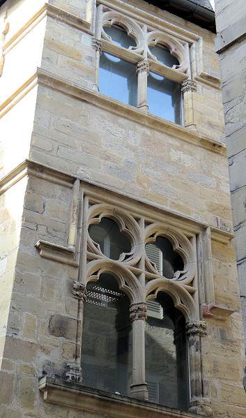 Photo du Monument Historique Immeuble dit Leygonie situé à Brive-la-Gaillarde