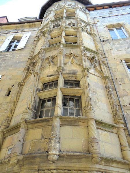 Photo du Monument Historique Maison à tourelle ou tour des Echevins situé à Brive-la-Gaillarde