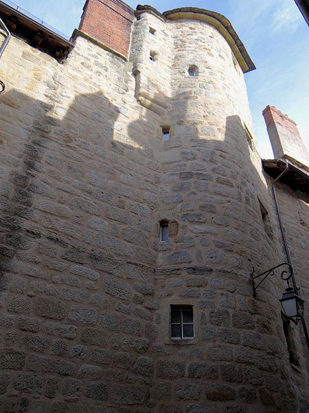 Photo du Monument Historique Maison ancienne situé à Brive-la-Gaillarde