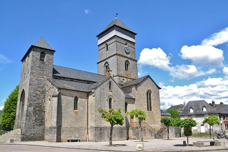 Photo du Monument Historique Eglise Saint-Côme et Saint-Damien situé à Chamboulive