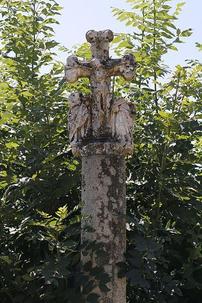 Photo du Monument Historique Croix situé à Chanac-les-Mines