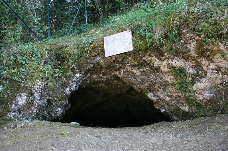 Photo du Monument Historique Gisement préhistorique Bouffia Bonneval situé à La Chapelle-aux-Saints