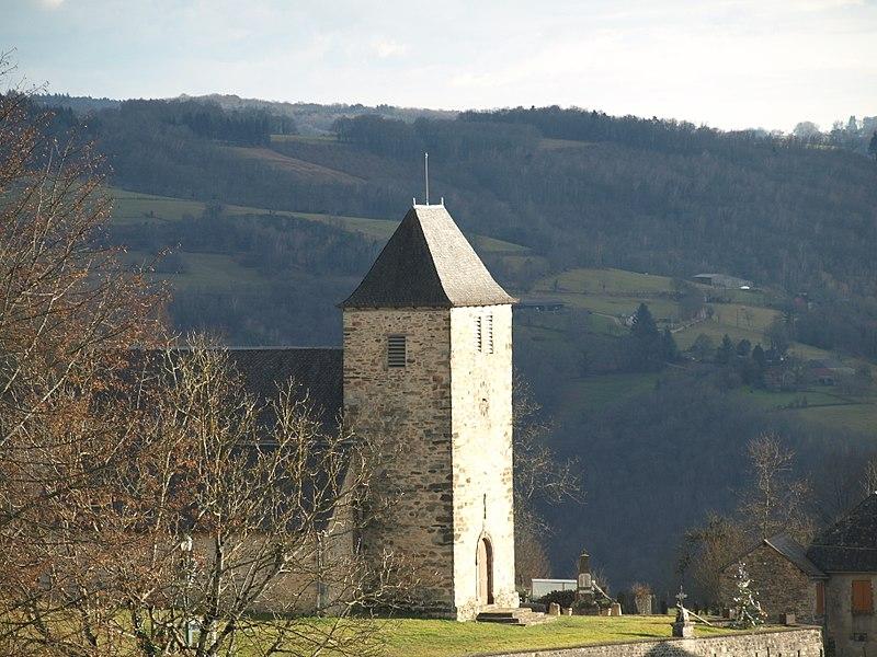 Photo du Monument Historique Eglise Saint-loup de Limoges situé à Chenailler-Mascheix