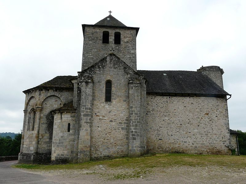 Photo du Monument Historique Eglise Saint-Etienne situé à Cornil
