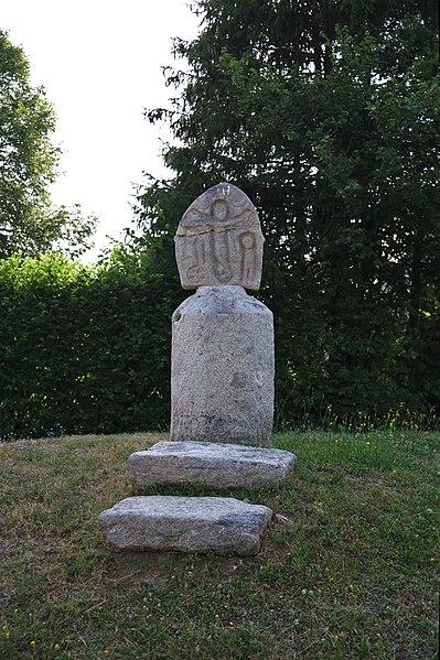 Photo du Monument Historique Croix de chemin situé à Darnets