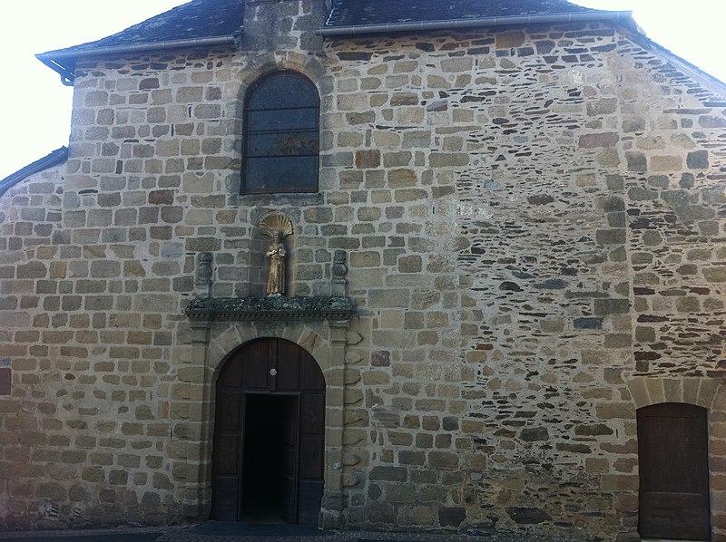 Photo du Monument Historique Chapelle des Pénitents situé à Donzenac