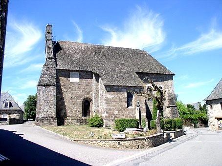 Photo du Monument Historique Eglise Saint-Barthélémy situé à Lamazière-Basse