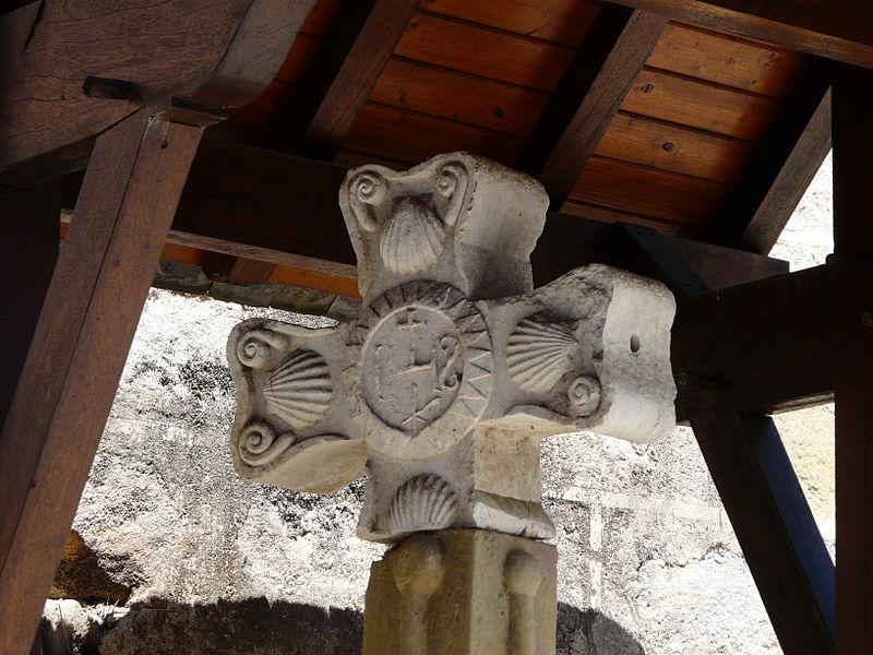 Photo du Monument Historique Croix de chemin du 16e siècle situé à Malemort-sur-Corrèze