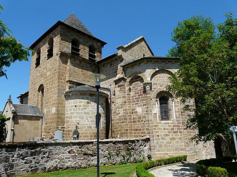 Photo du Monument Historique Eglise Saint-Sanctin ou Saint-Xantin situé à Malemort-sur-Corrèze