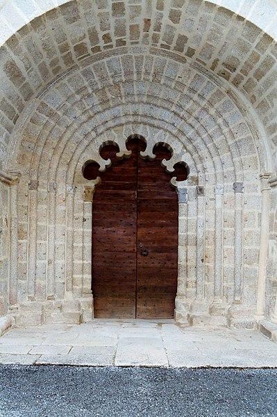 Photo du Monument Historique Eglise Saint-Martin situé à Margerides