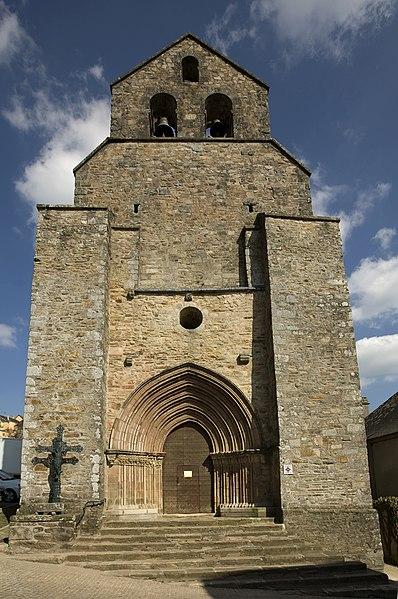 Photo du Monument Historique Eglise Sainte-Catherine-d'Alexandrie situé à Masseret