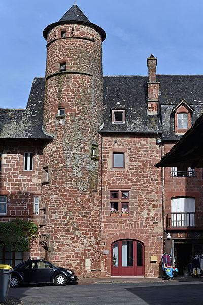 Photo du Monument Historique Maison Verdier situé à Meyssac