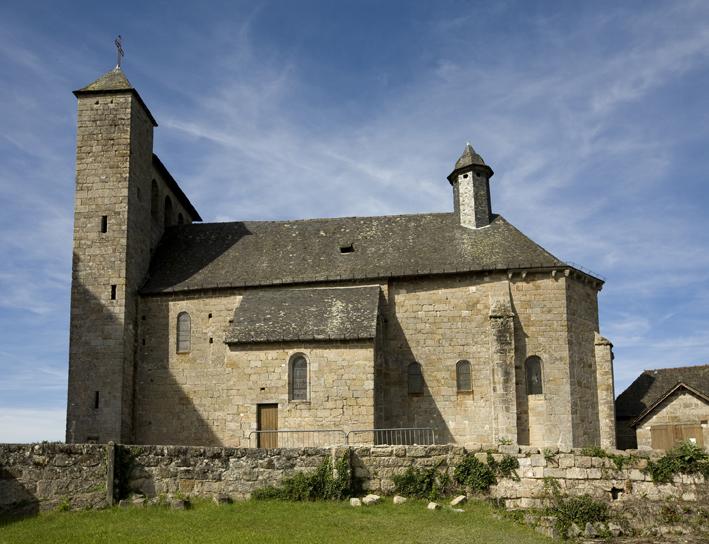 Photo du Monument Historique Eglise de l'Assomption-de-Notre-Dame situé à Noailles