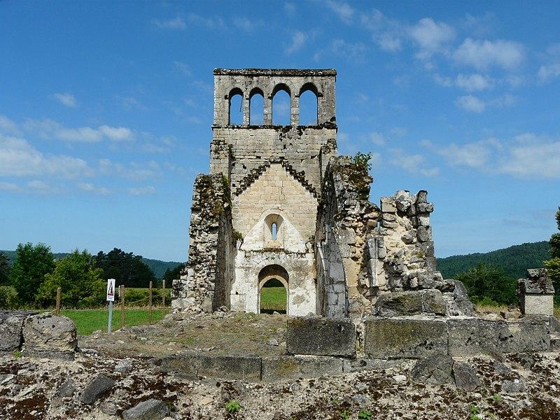 Photo du Monument Historique Ruines de l'ancienne église situé à Saint-Geniez-ô-Merle