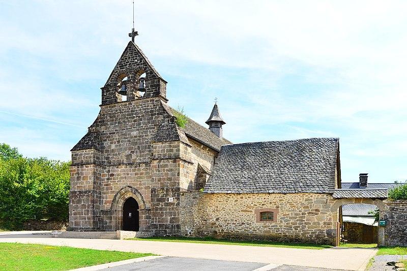 Photo du Monument Historique Eglise Saint-Hilaire-de-Poitiers situé à Saint-Hilaire-Foissac