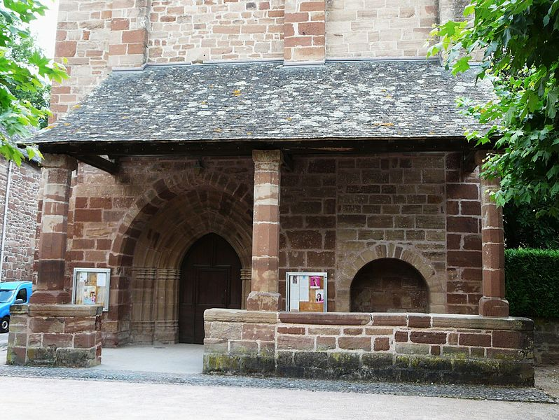 Photo du Monument Historique Eglise Saint-Pantaléon situé à Saint-Pantaléon-de-Larche