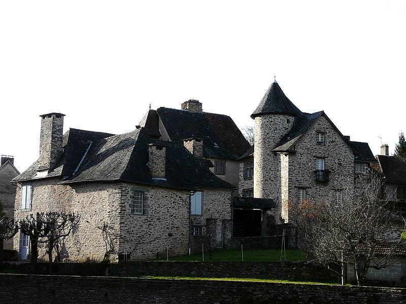 Photo du Monument Historique Maison des Appeaux situé à Ségur-le-Château
